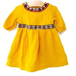 3/$20 🐸 Gymboree Muslin Dress